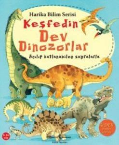 Keşfedin Dev Dinozorlar