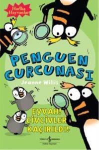 Penguen Curcunası ( Harika Hayvanlar )