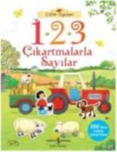 Çiftlik Öyküleri - 123 Çıkartmalarla Sayılar