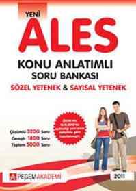Ales Sözel Yetenek -Sayısal Yetenek 2011 Seti