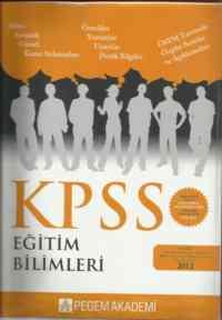 Pegem KPSS Eğitim Bilimleri K.A. Modüler Set (2012)