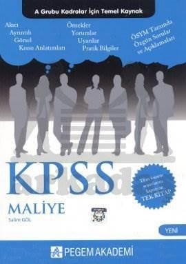 KPSS Maliye Konu Anlatımlı
