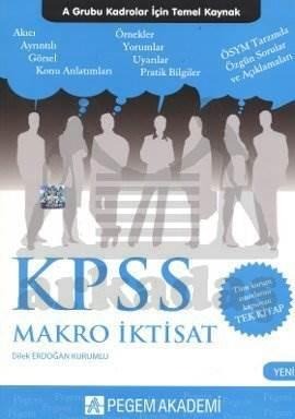 KPSS Makro İktisat Konu Anlatımlı