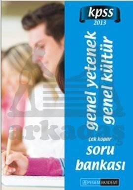 KPSS Genel Yetenek  Genel Kültür Çek Kopar Soru Bankası