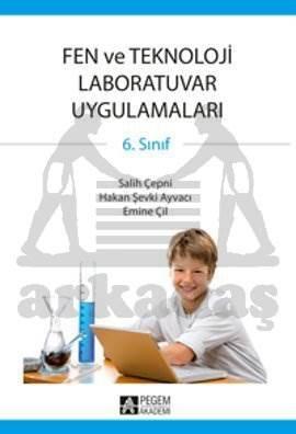 Fen ve Teknoloji Laboratuvar Uygulamaları-6