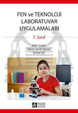 Fen ve Teknoloji Laboratuvar Uygulamaları-7