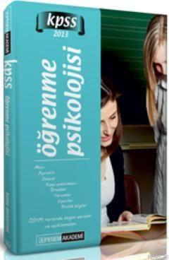 KPSS Öğrenme Psikolojisi Konu Anlatımlı 2013