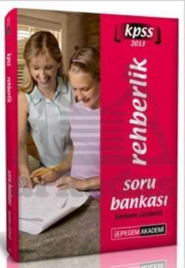 KPSS Rehberlik Tamamı Çözümlü Soru Bankası