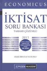 Pegem KPSS A Grubu Economicus İktisat Tamamı Çözümlü Soru Bankası (2013)