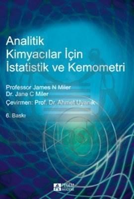Analitik Kimyacılar için İstatistik ve Kemometri