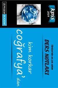 KPSS Coğrafya Ders Notları 2014