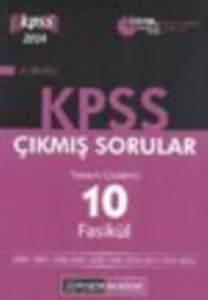 Pegem KPSS A Grubu Çıkmış Sorular Tamamı Çözümlü 10 Fasikül 2014