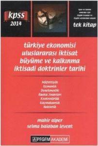 KPSS Uluslararası İktisat Büyüme ve Kalkınma Türkiye Ekonomisi İktisadi Doktrinler Tarihi Konu Anlat