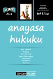 KPSS A Grubu Anayasa Hukuku Konu Anlatımı 2014