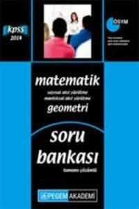 KPSS Matematik Geometri Tamamı Çözümlü Soru Bankası 2014