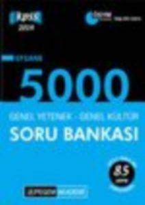 Pegem KPSS Efsane 5000 Genel Yetenek Genel Kültür Soru Bankası 2014