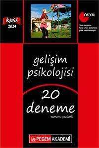 KPSS Gelişim Psikolojisi Tamamı Çözümlü 20 Deneme 2014