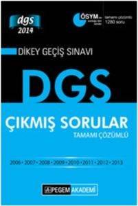 DGS Tamamı Çözümlü 2006-2013 Çıkmış Sorular 2014