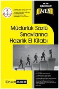 MEB Müdürlük Sözlü Sınavlarına Hazırlık El Kitabı 2014