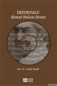 Erzurumlu Ahmet Hulusi Seven - CD'li
