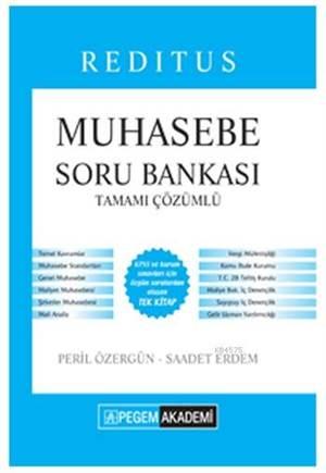 KPSS A Grubu Muhasebe Tamamı Çözümlü Soru Bankası 2015