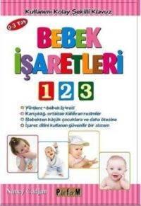 Bebek İşaretleri 1 2 3  (Kullanımı Kolay Şekilli Kılavuz )