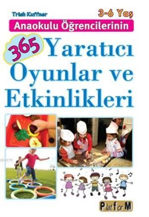 3-6 Yaş Yaratıcı Oyunlar Ve Etkinlikler
