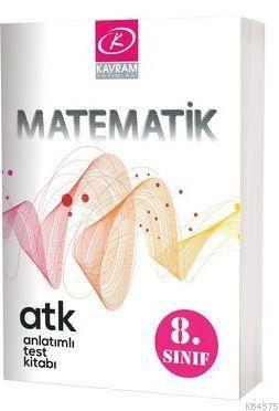 8. Sınıf Matematik Anlatımlı Test Kitabı