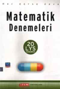 FEM Matematik Denemeleri (20 LYS Denemesi)