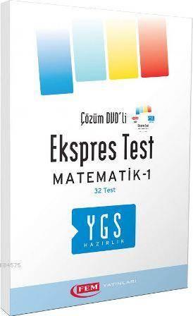 YGS Matematik-1 Ekspres Test