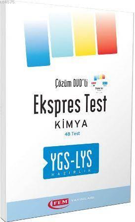 YGS - LYS Kimya Ekspres Test