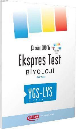 YGS - LYS Biyoloji Ekspres Test