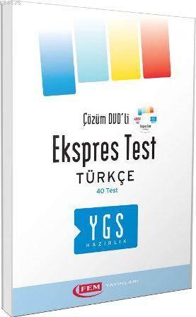 YGS Türkçe Ekspres Test