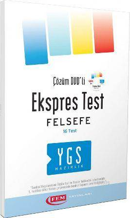 YGS Felsefe Ekspres Test