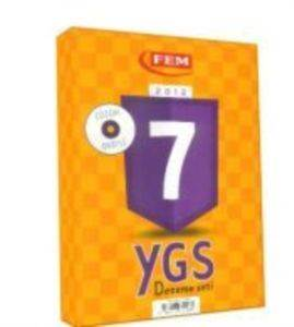 7 YGS Deneme Seti