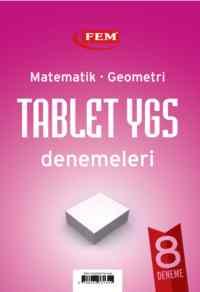 FEM Matematik-Geometri Tablet YGS Denemeleri