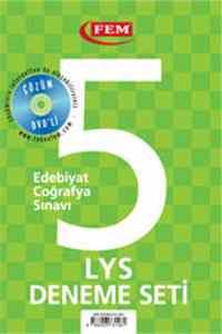 5 Edebiyat Coğrafya Sınavı LYS Deneme Seti
