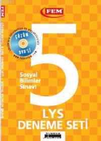 5 LYS Sosyal Bilimler Sınavı Deneme Seti