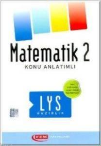 LYS Matematik 2 Konu Anlatılımlı