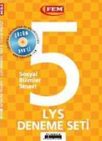 FEM LYS Deneme Seti Sosyal Bilimler Sınavı 3 Çözüm DVD'li