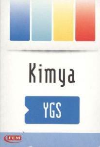 YGS Kimya Cep Kitabı