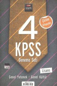 Fem KPSS Gen.Yetenek-Gen.Kültür 4 Deneme Seti