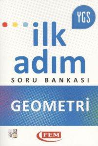 YGS İlk Adım Geometri Soru Bankası