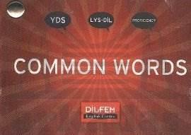 Dilfem Yds Common Words ( Cep Kartelası )