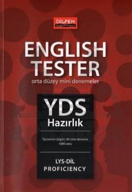 Fem Yds English Tester ( Orta Düzey Mini Denemeler )