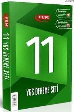 YGS Deneme Seti 11 Fasikül Web Çözümlü