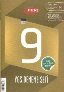 YGS 9 Deneme Seti