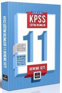 Fem Akademi KPSS Eğitim Bilimleri 11 Deneme Seti 2014