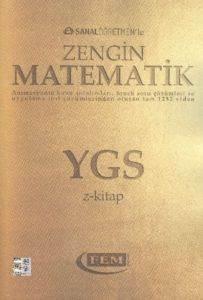 Fem Ygs Zengin Matematik Sanal Öğretmenle Dvd'Li