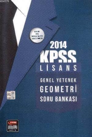KPSS Genel Yetenek Geometri Soru Bankası
